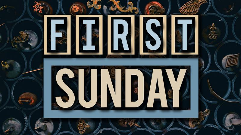 First Sunday 2018