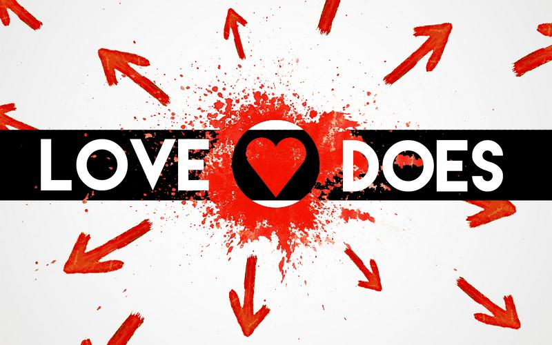 Love Does series graphic